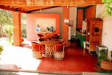 Oaxaca veranda