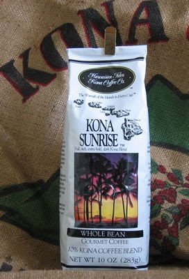 dark roast coffee hawaiian isles kona coffee company kona. Black Bedroom Furniture Sets. Home Design Ideas