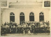 Conferência Annual Brasileira da Igreja Metodista, Muriaé, 10/08/1923