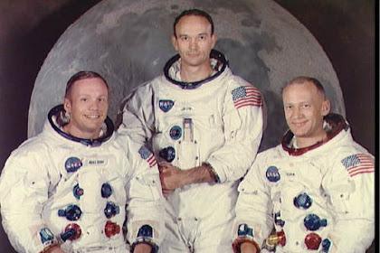 Bukti Fakta Amstrong Pernah Ke Bulan