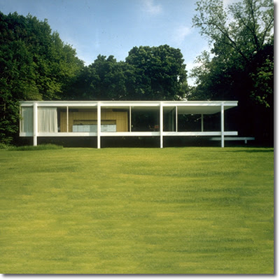 Farnsworth House Dimensions