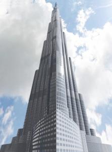 Burj Dubai Burj Khalifa