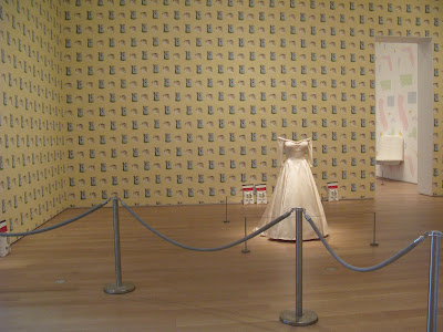 Of course a trip through the art museum reveals the many facets stages and