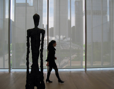 Architecture, Modern Wing, Renzo Piano, Art Institute of Chicago, Millennium Park