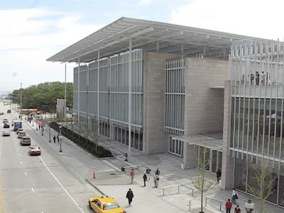 Modern Wing, Renzo Piano, Art Institute of Chicago, Millennium Park