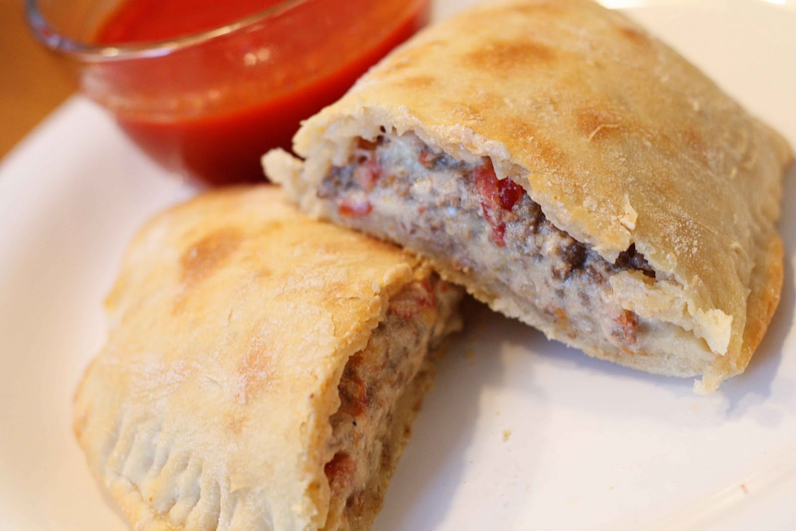 Love At First Bite: Cowboy Calzones