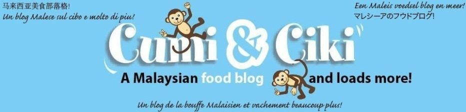 CUMI and CIKI: Lifestyle, Food, Travel and Monkey Adventures!