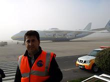 Visita del AN-225
