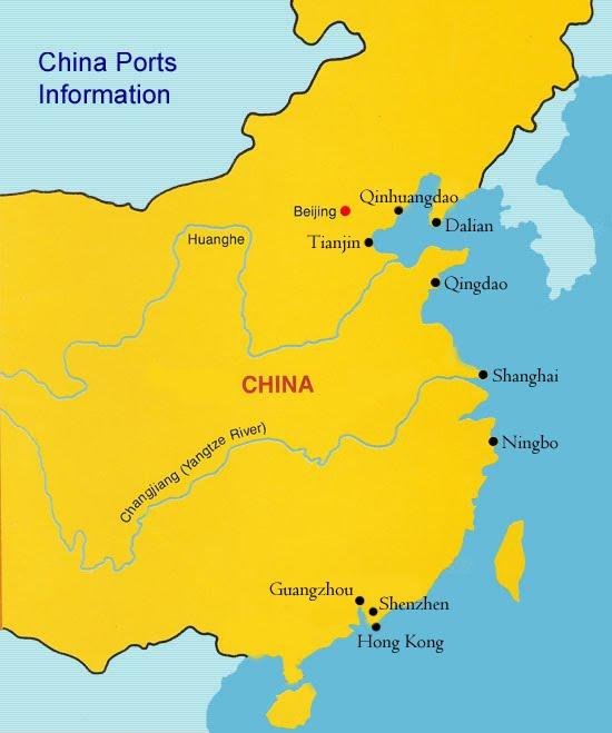 Intl Mgmt China Geography Sea