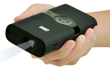 The computer lab teacher what is a pocket projector for Pocket pc projector