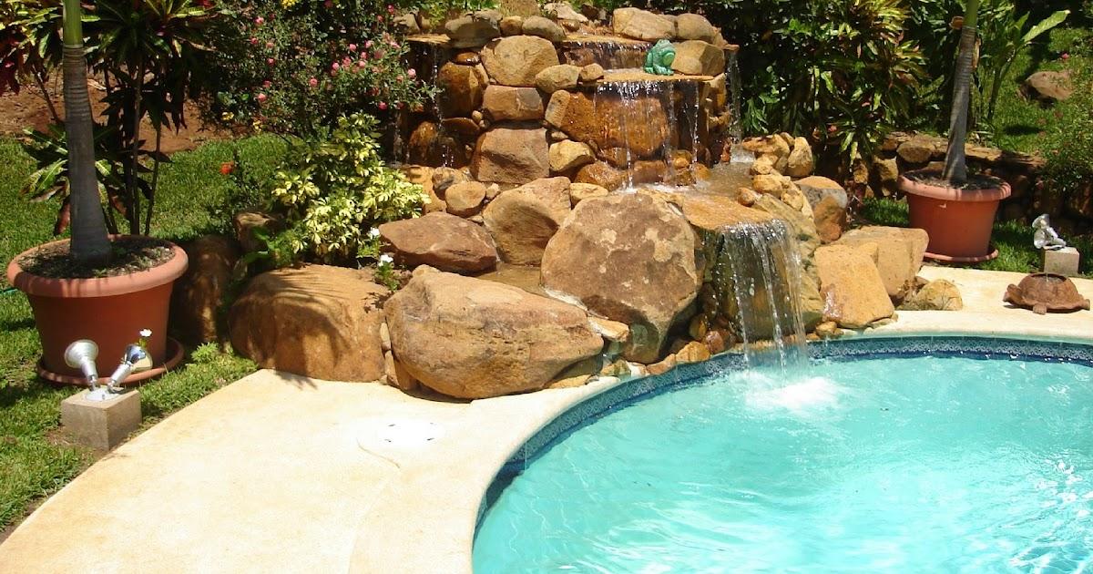 Agoambientacionesacuaticas dise o y construcci n de for Disenos de cascadas para piscinas