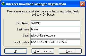 IDM Serial Number 2019 Free Download 100 Working