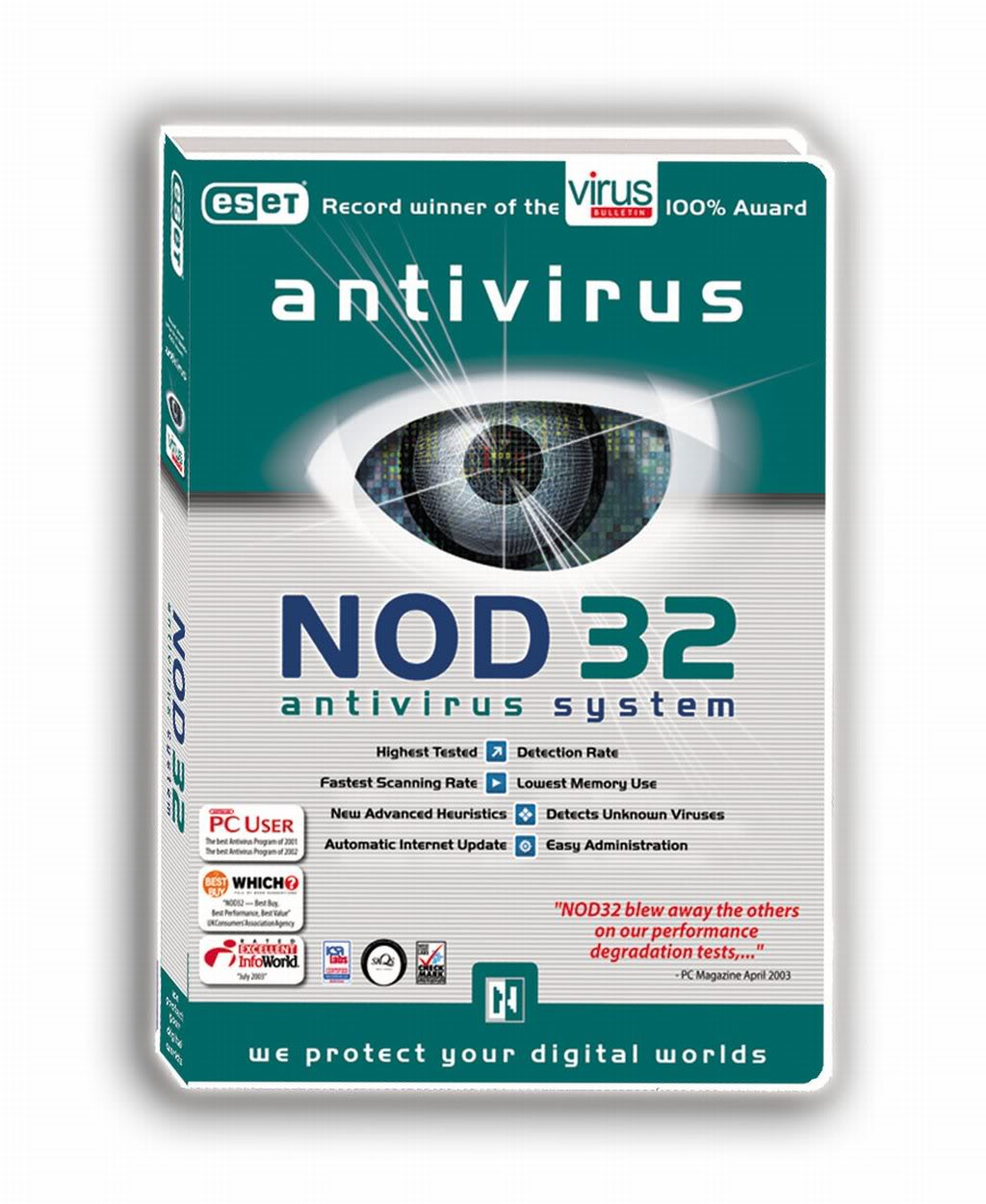 ESET Nod 32 4.0314.0 and NodEnabler 2.8 Download Here ...