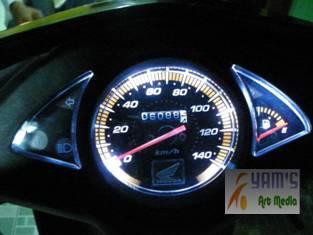 speedometer Vario New