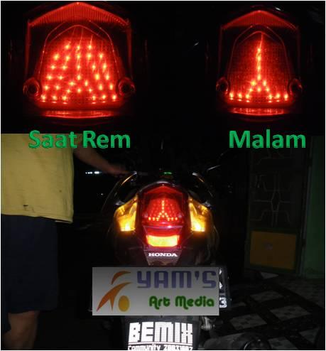 Stop Lamp Honda CS-1