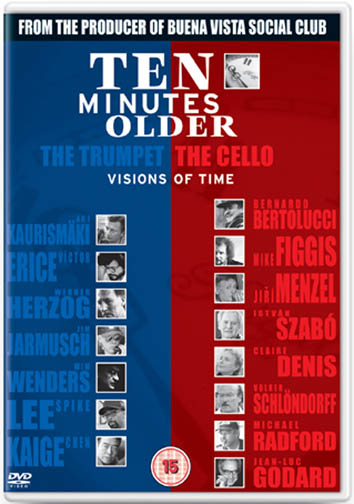 Ten Minutes Older: The Cello movie