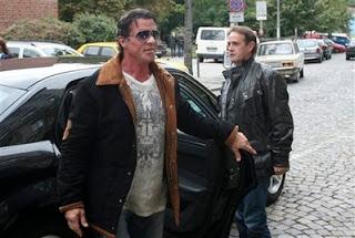 Foto atual do Stallone