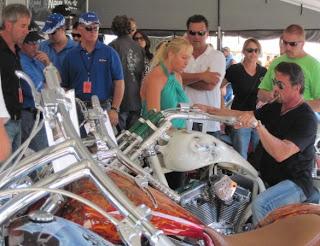 Stallone moto