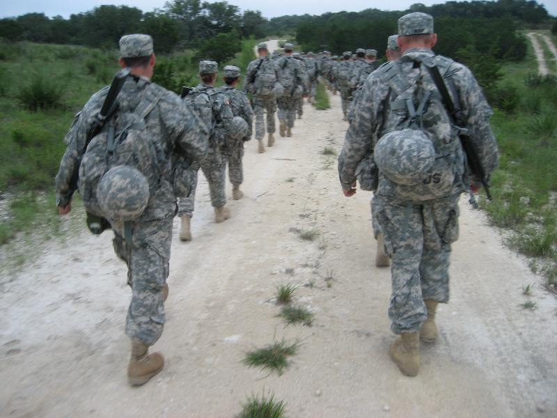 how to prepare for national guard basic training