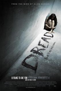 Filme poster Dread DVDRip XviD-VISION