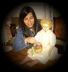 Me and My Favorite Antique Dollie