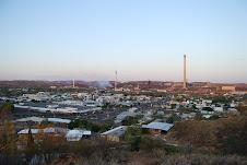 Mt Isa, Queensland, at dawn