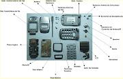 Abertura do Aparelho Celular LG DM 510