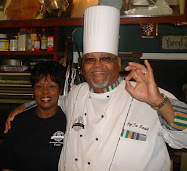 Chef Joe and Barbara