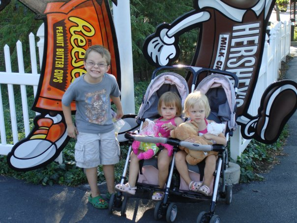 all three at Hershey...