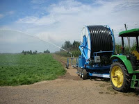 XLP Fuel Additives: XLP Diesel put the test on Oregon Farms-Agriculture II