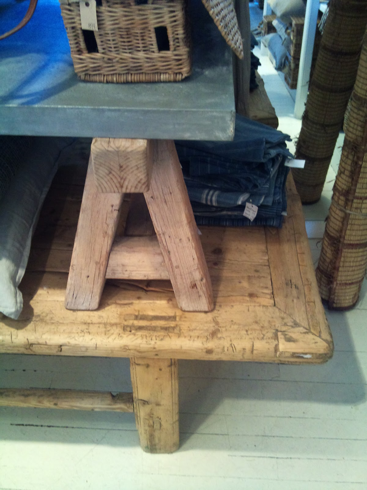 Stuebord Wood: Bordlampe cesta cherry wood structure. Bordlampe cesta ...
