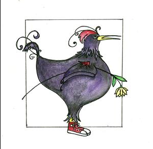 [black+bird]