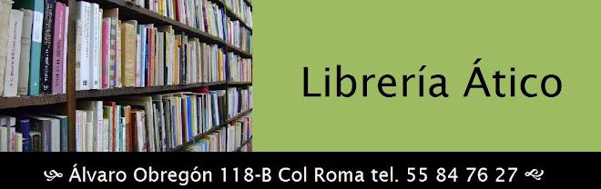 Librería Ático