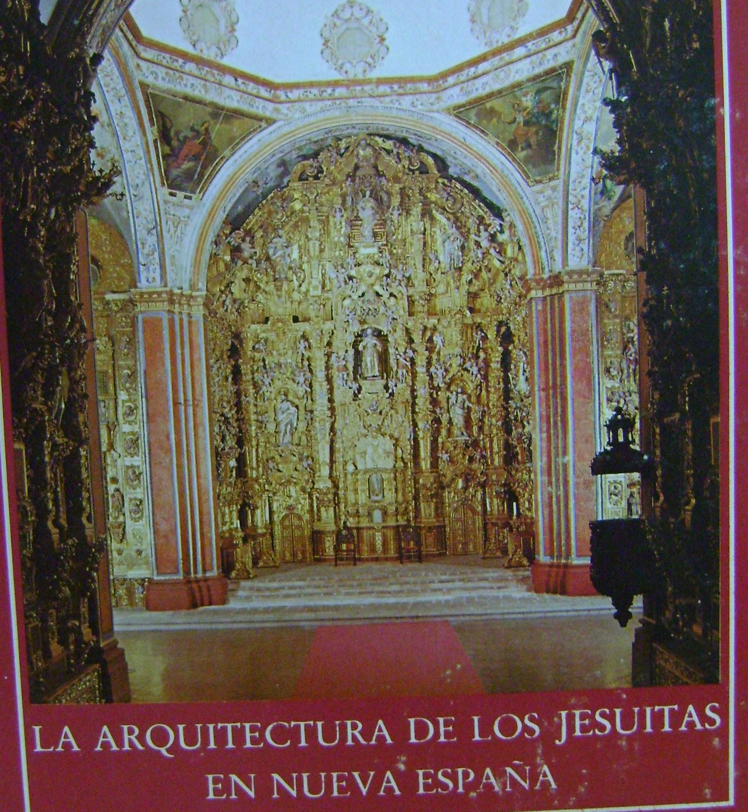 Librer a tico la arquitectura de los jesuitas en nueva for Arquitectura de espana