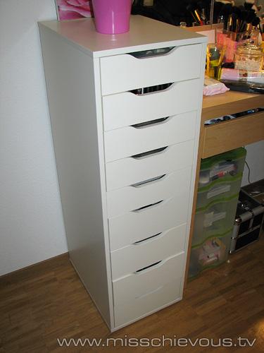 Ikea Kitchen Island Craft Room ~ IKEA Alex 9 Drawer Unit