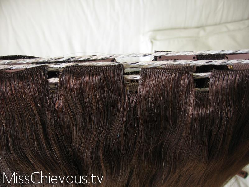 Julia Graf Diy Hair Extension Storage