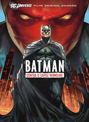 Batman Contra o Capuz Vermelho RMVB Dublado