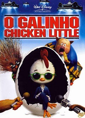 O Galinho Chicken Little (Dublado)