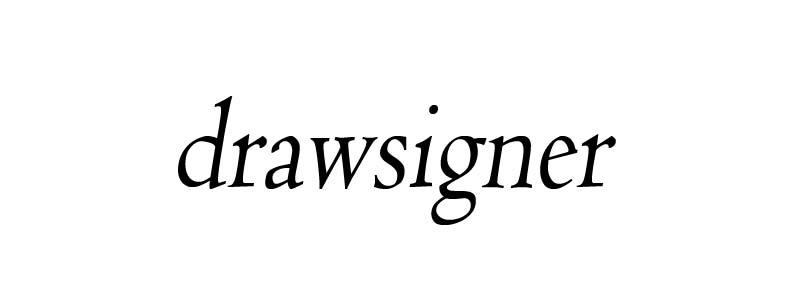 Drawsigner