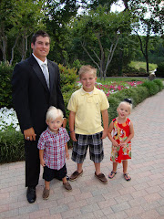 MY handsome brother with my kids