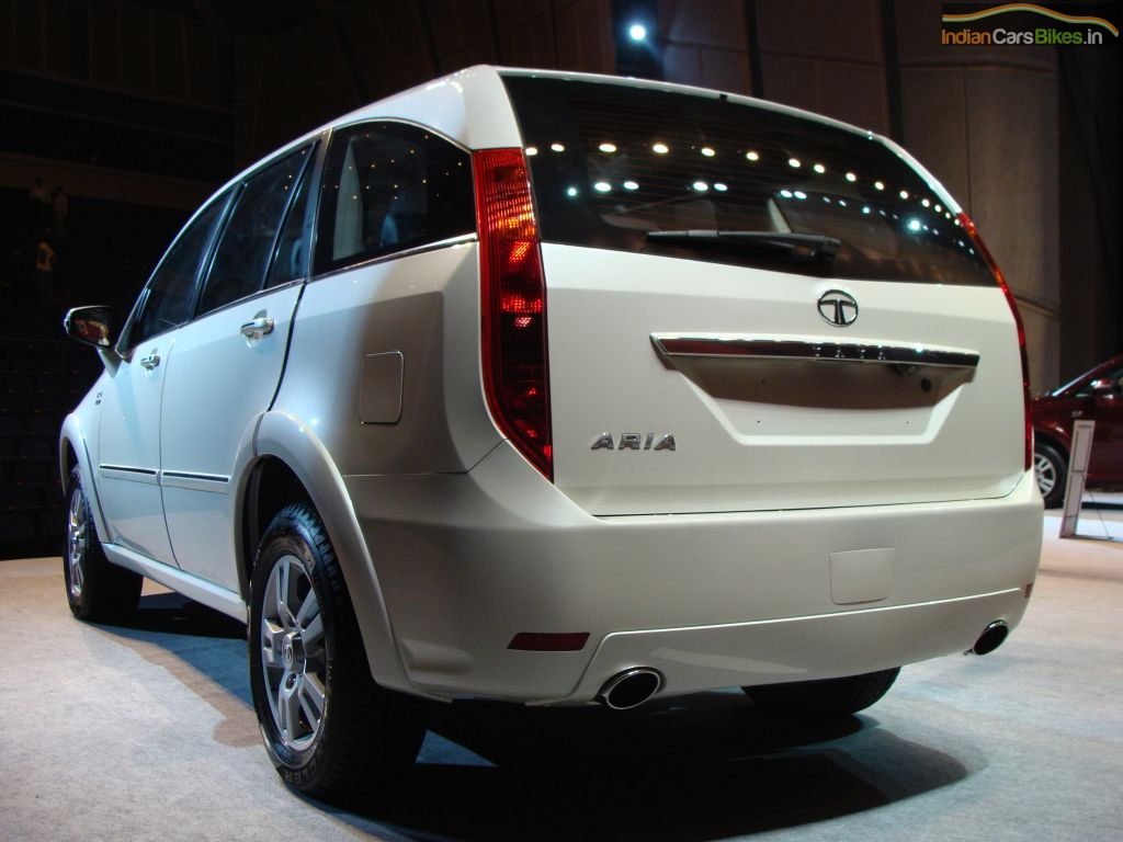 Tata Aria Indian Luxury Car Wallpapers Images Pictures