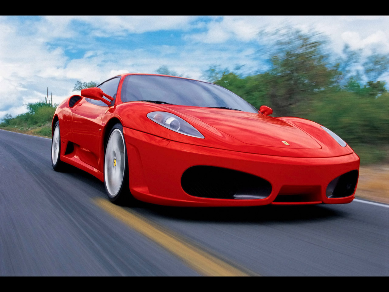 Attractive New Ferrari Sport Car 2013 U0026 Wallpaper
