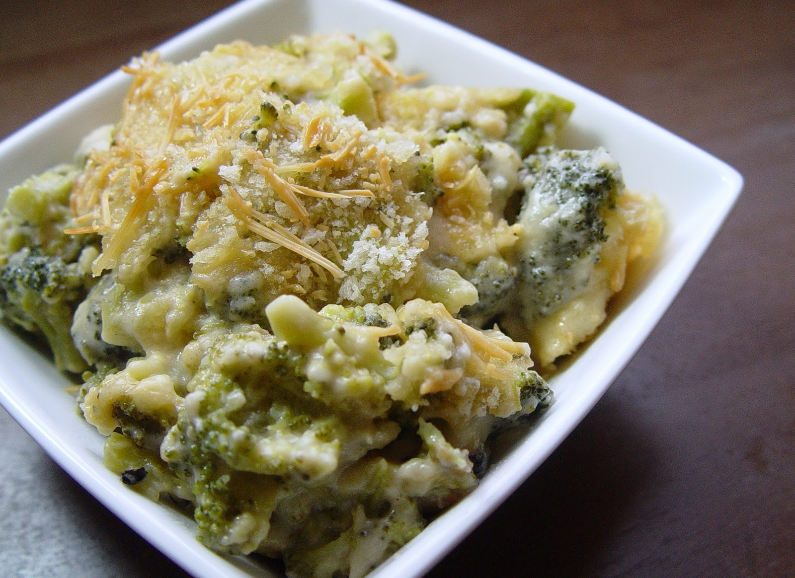 Broccoli Gratin Recipe — Dishmaps