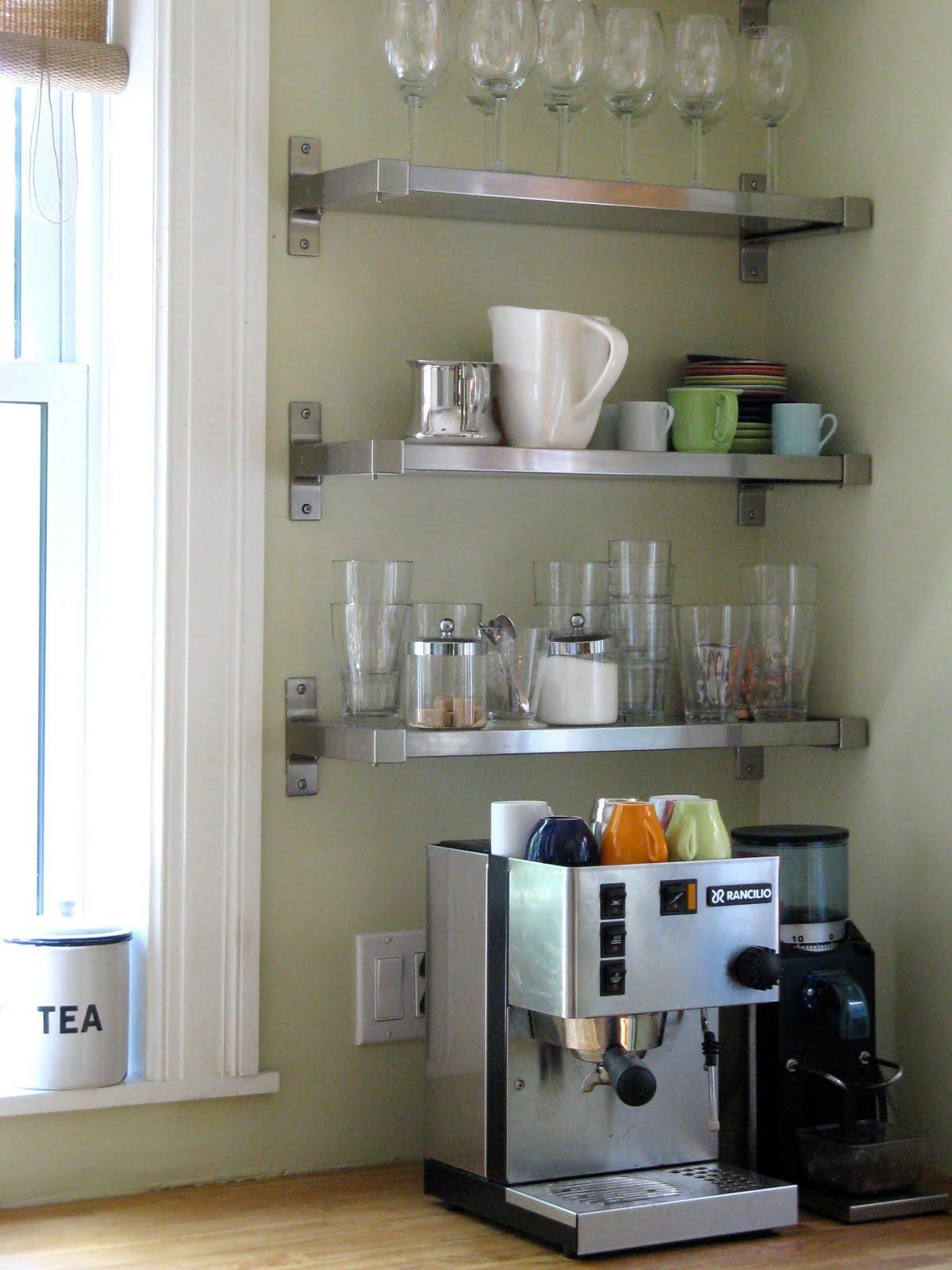 Pour toujours the kitchen and office corner la cuisine - Coin cuisine ikea ...