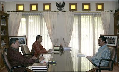 menteri kabinet SBY