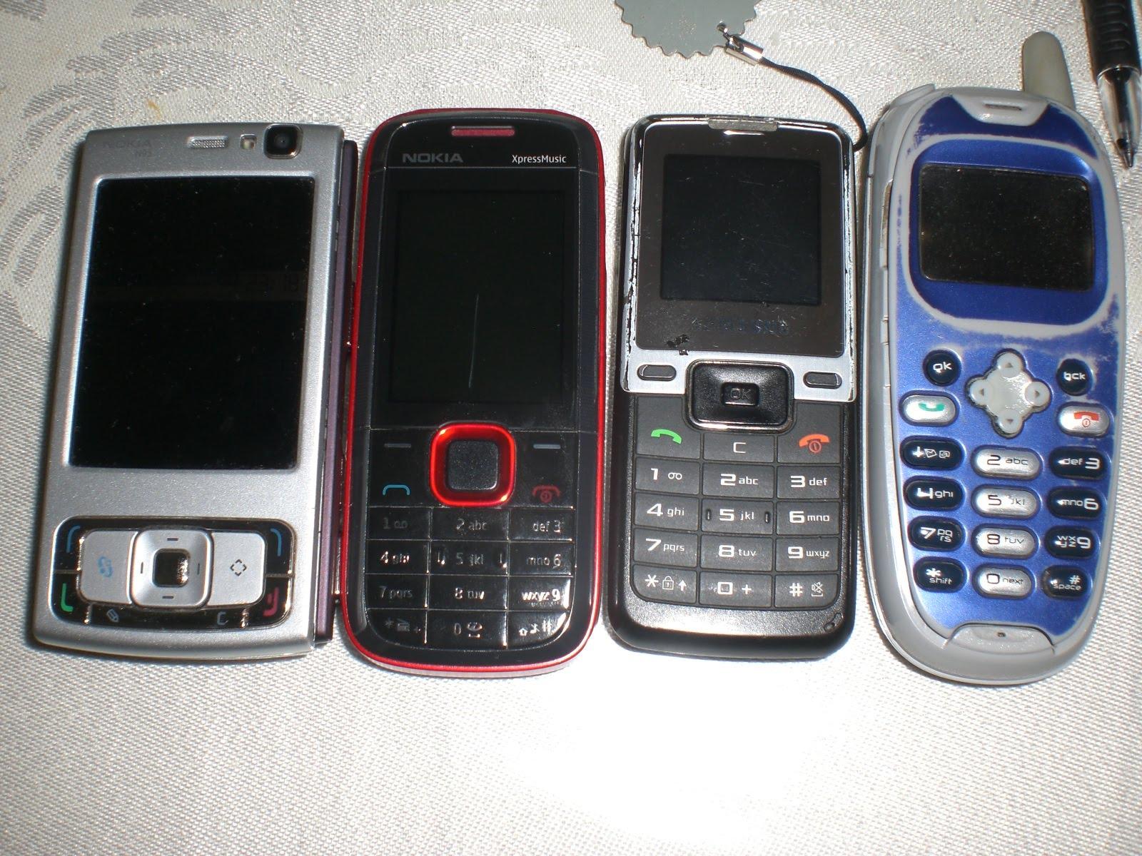 tecnologia, cine y celulares