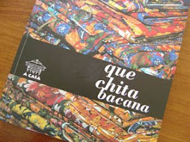 LIVRO - QUE CHITA BACANA