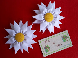BROCHE MARGARIDA
