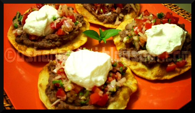 Mexican Tostada Recipes — Dishmaps