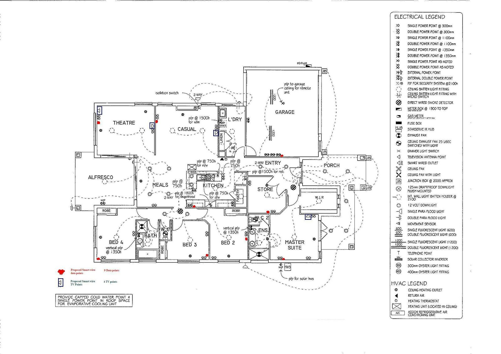 Electrical Wiring House Plans - Merzie.net